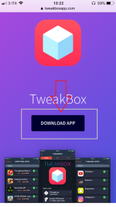 TweakBox l'alternativa a Cydia senza Jailbreak