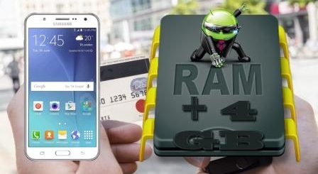 We increase the Ram of our Android device