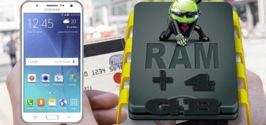 memoria ram android