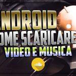 Scaricare musica su Android con VidMate