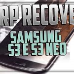 Install Custom Recovery TWPR S3 and S3 Neo