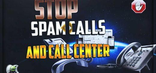 Stop SPAM calls and Call Centers