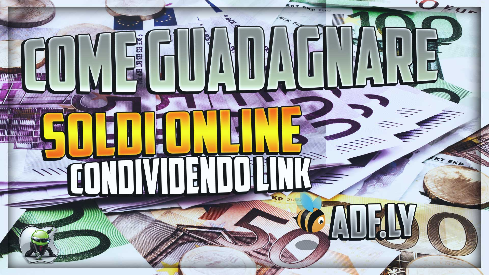 Guadagnare Soldi Online condividendo link