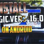 Install Sygic v16.2.10 on Android