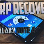 Galaxy Note 4 | Installare twrp recovery
