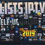 Lists iptv m3u Self-updating December 2018