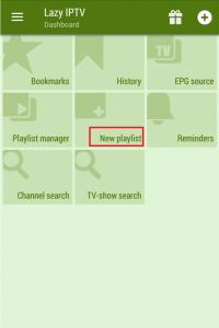 IPTV Client per Android