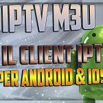 GoIPTV M3U il client IPTV per Android & iOS
