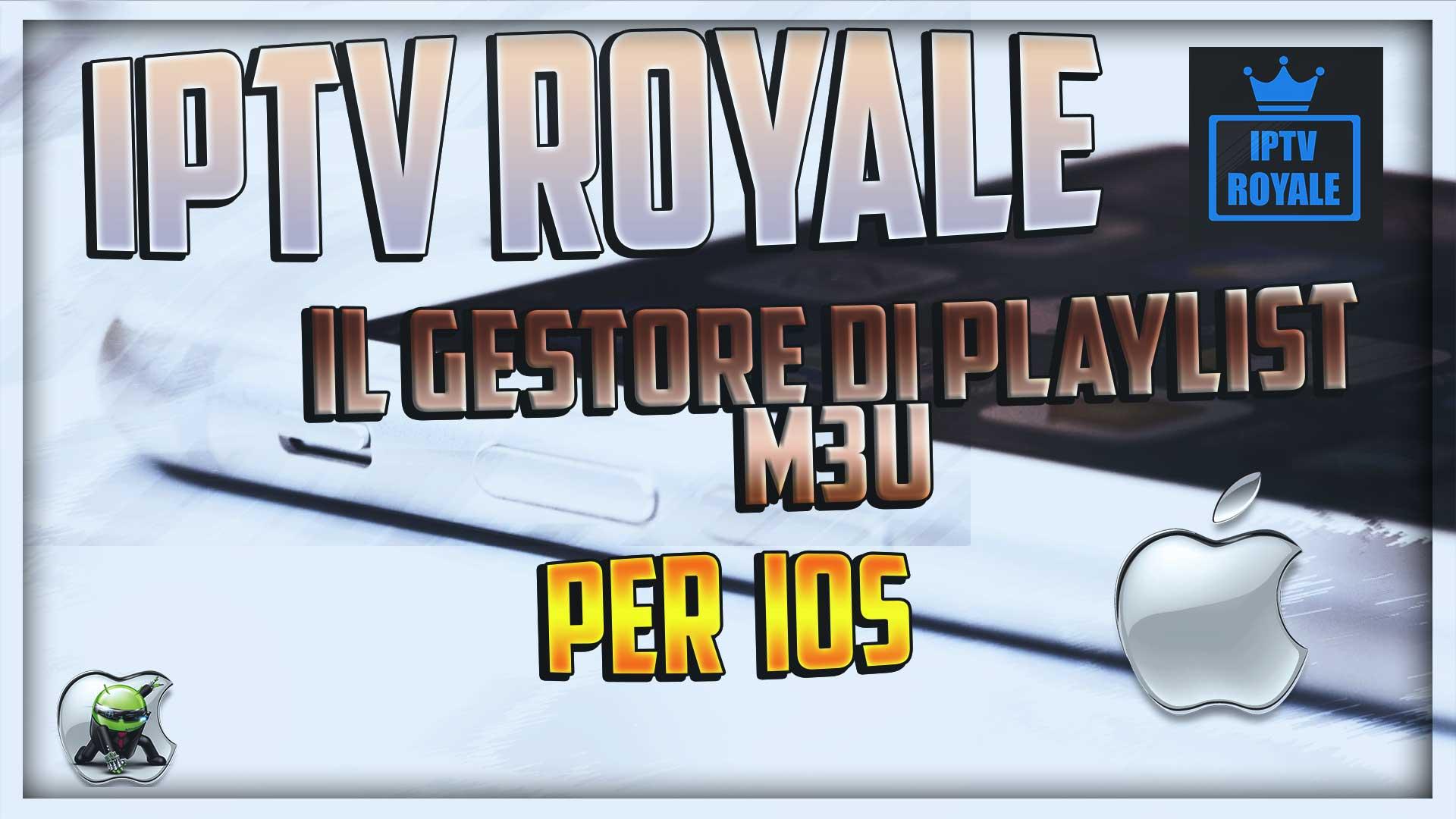 IPTV Royale