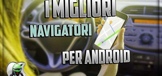 navigatori android