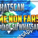 Whatscan   cos'è e a cosa serve