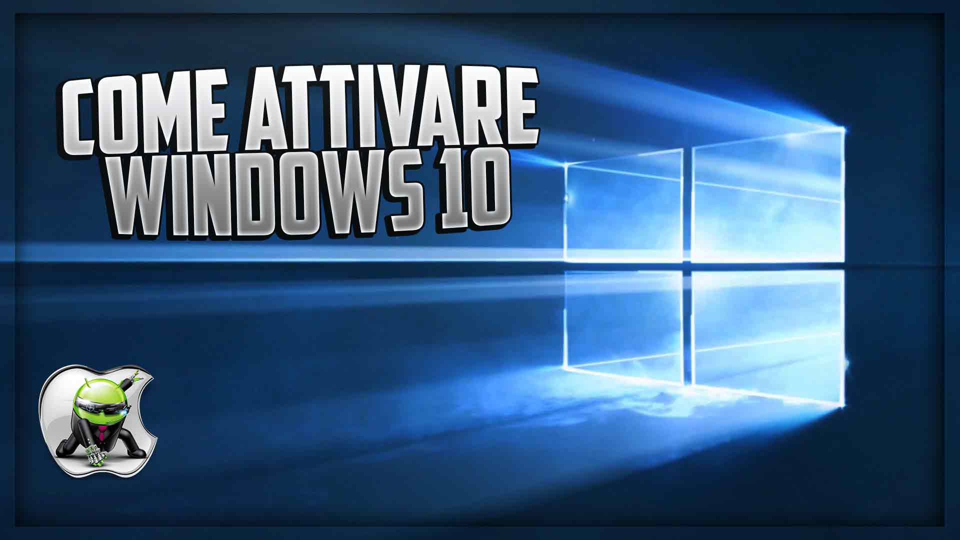 attivare windows 10