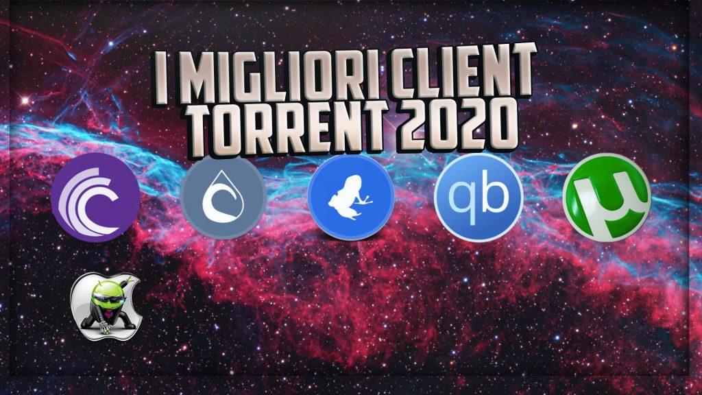 client torrent - i migliori client torrent 2020